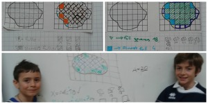 Inquiry into area of irregular shapes